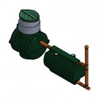 Автономная канализация «Росток» Мини