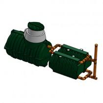 Автономная канализация «Росток» Загородная Оптима