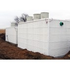 Станция очистки ливневых сточных вод от нефтепродуктов