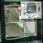 BioDeka-15 общий вид самотечной станции