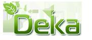 логотип Биодека (BioDeka logo)